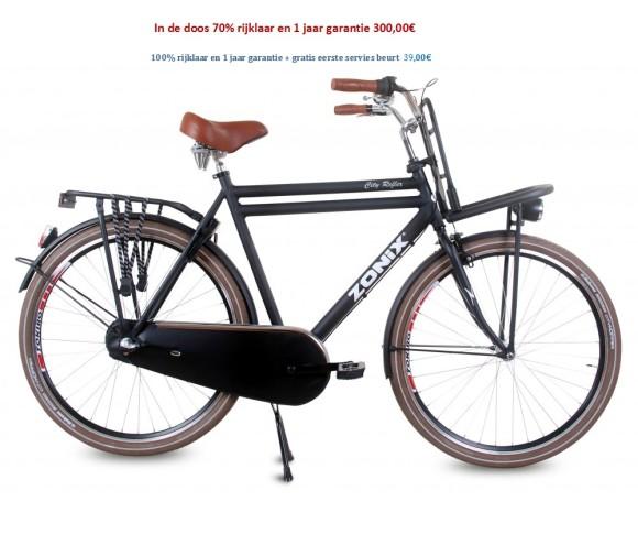 Zonix City Reflex 28 inch Mat zwart 50,57 cm Heren 300,00€