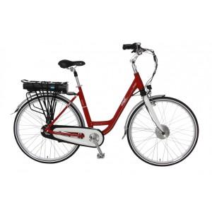 Dames-E-Bike Class Burgundy-1000x1000