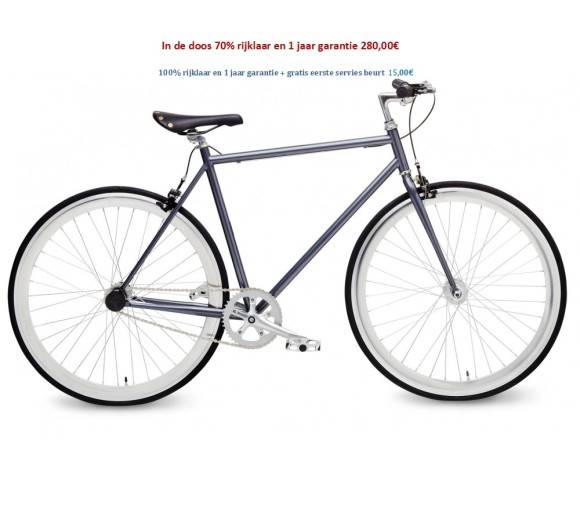 Fixed Gear,Grijs,Mint 280,00€