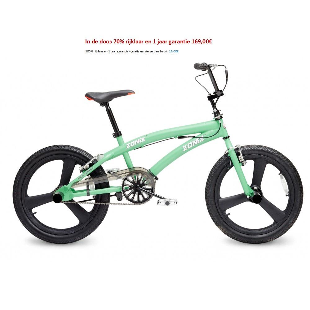 Zonix Free Style BMX 20 inch Matgroen 169,00€