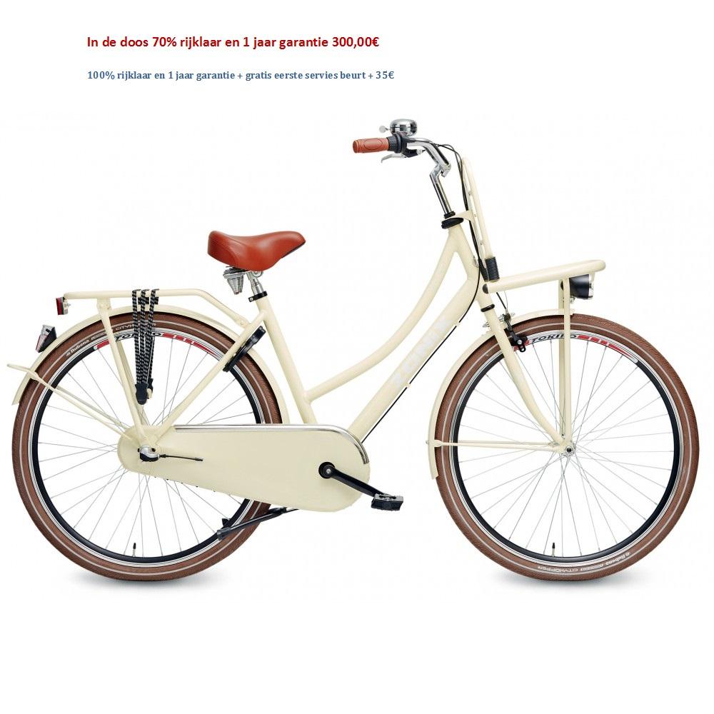 Zonix City Reflex 28 inch Creme 50,57cm 300,00€