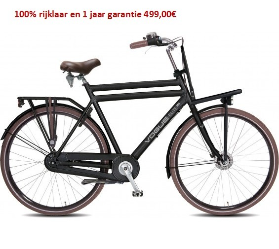 Vogue Elite Plus Shimano Nexus 7 speed 499,00€