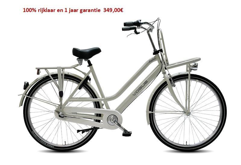 Vogue Dolphin  (Nexus) 3 Speed gratis eerste servies beurt 349,00€