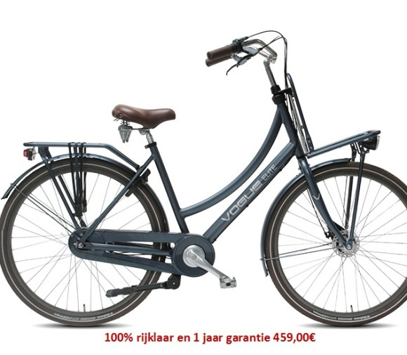 Vogue Elite Plus Shimano Nexus 3 speed gratis eerste servies beurt   459,00€