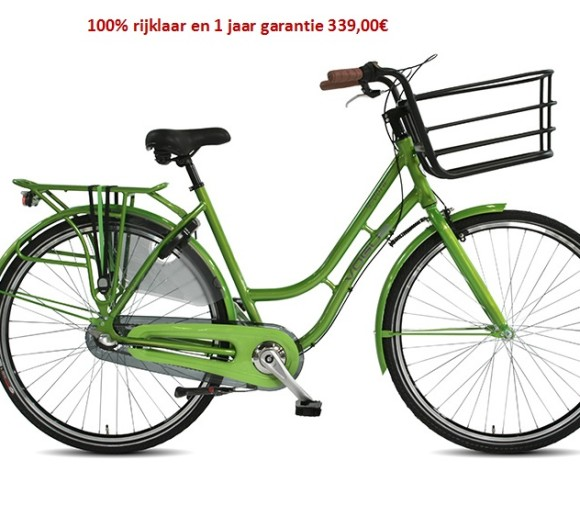 Vogue Evora (Nexus) 3 speed gratis eerste servies beurt   339,00€