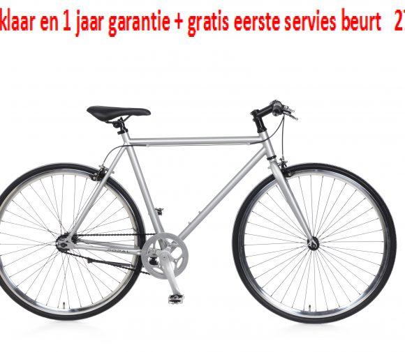 Fixed Gear 1speed 100% rijklaar en 1 jaar garantie + gratis eerste servies beurt   279,00€