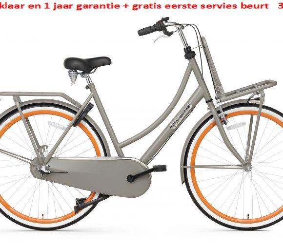 Daily Dutch Basic+ 28 Nexus3 speed 100% rijklaar en 1 jaar garantie + gratis eerste servies beurt   369,00€