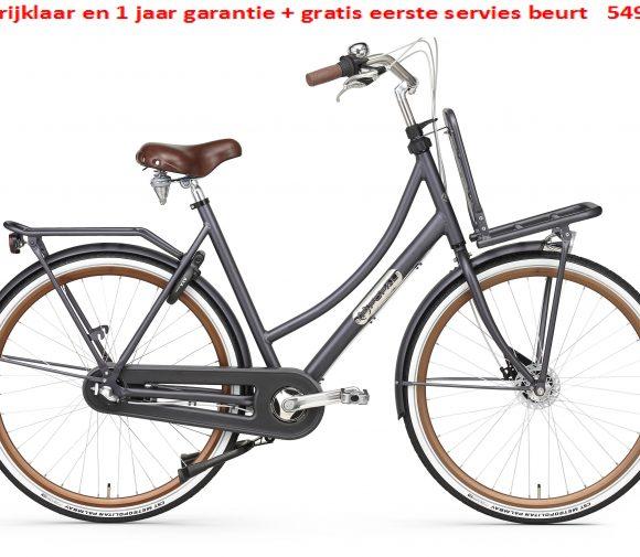 Daily Dutch Prestige N3 RB 100% rijklaar en 1 jaar garantie + gratis eerste servies beurt   549,00€