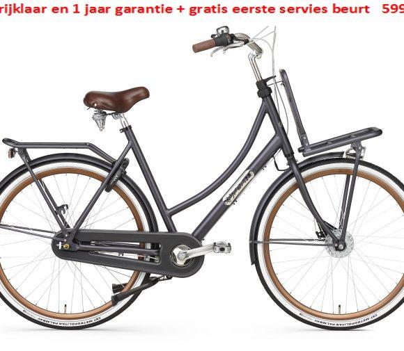 Daily Dutch Prestige N7 RB ND 100% rijklaar en 1 jaar garantie + gratis eerste servies beurt   599,00€