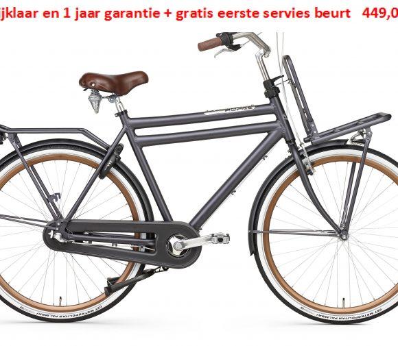 Daily Dutch Prestige N3 RN 100% rijklaar en 1 jaar garantie + gratis eerste servies beurt   449,00€