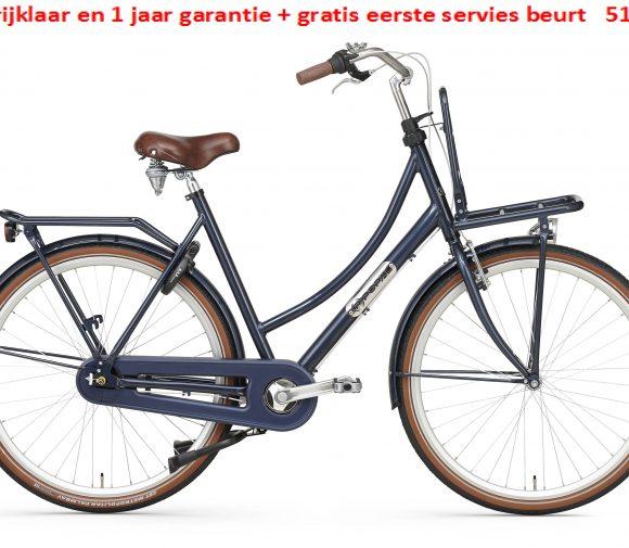 Daily Dutch Prestige N7 RN 100% rijklaar en 1 jaar garantie + gratis eerste servies beurt   519,00€