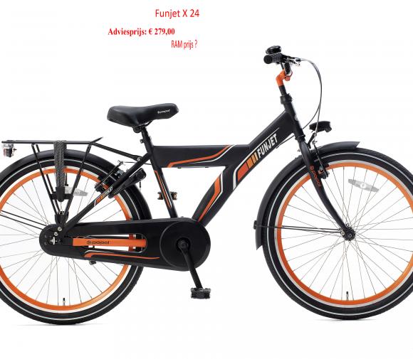 Funjet X 24    Adviesprijs: € 279,00                 RAM prijs ?