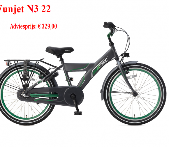 Funjet N3 22 Adviesprijs: € 329,00