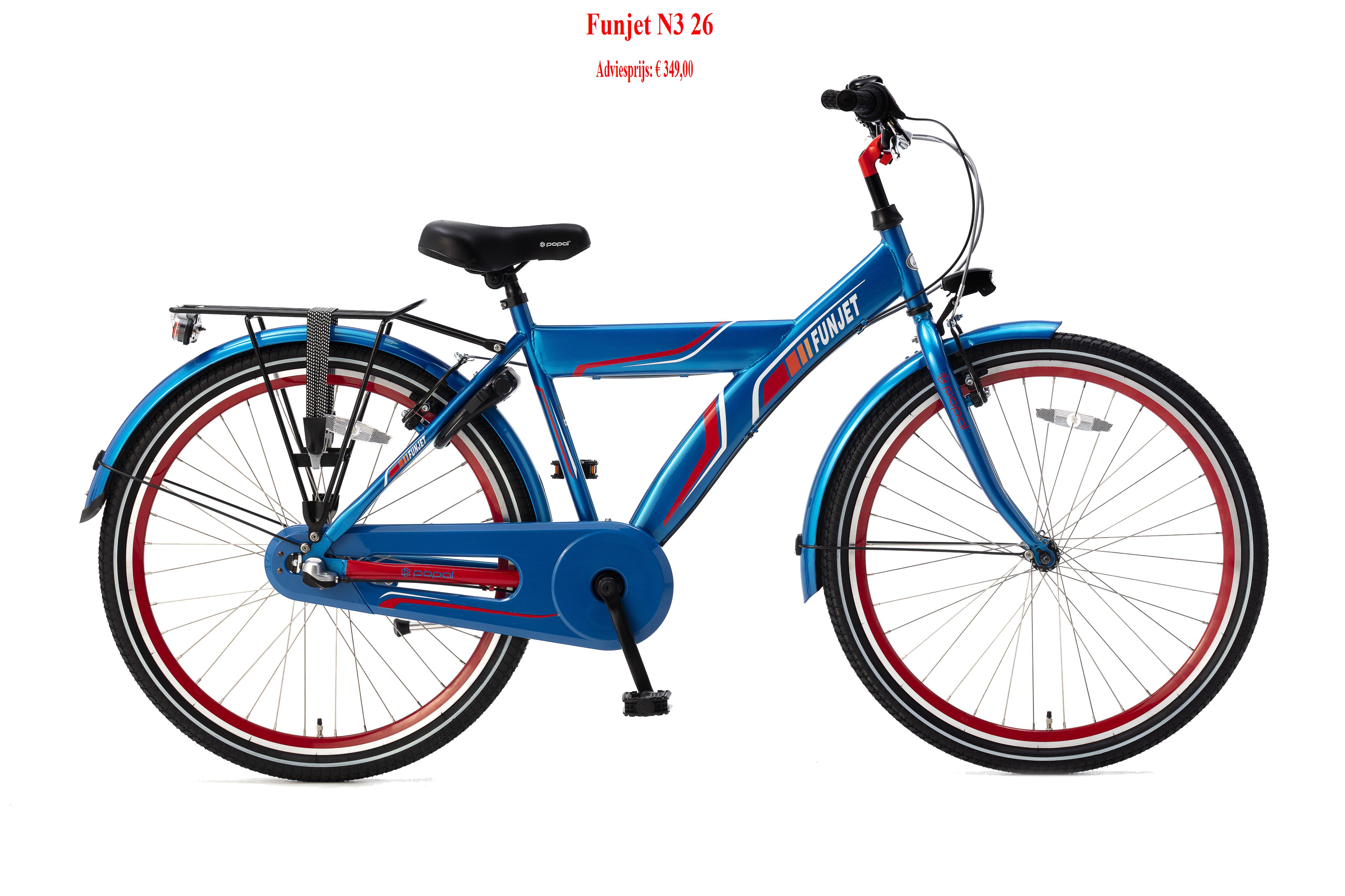 Funjet N3 26 Adviesprijs: € 349,00