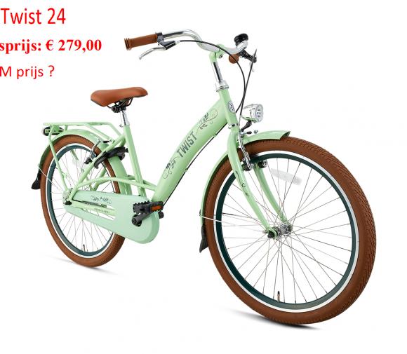 Twist 24    Adviesprijs: € 279,00                   RAM prijs ?