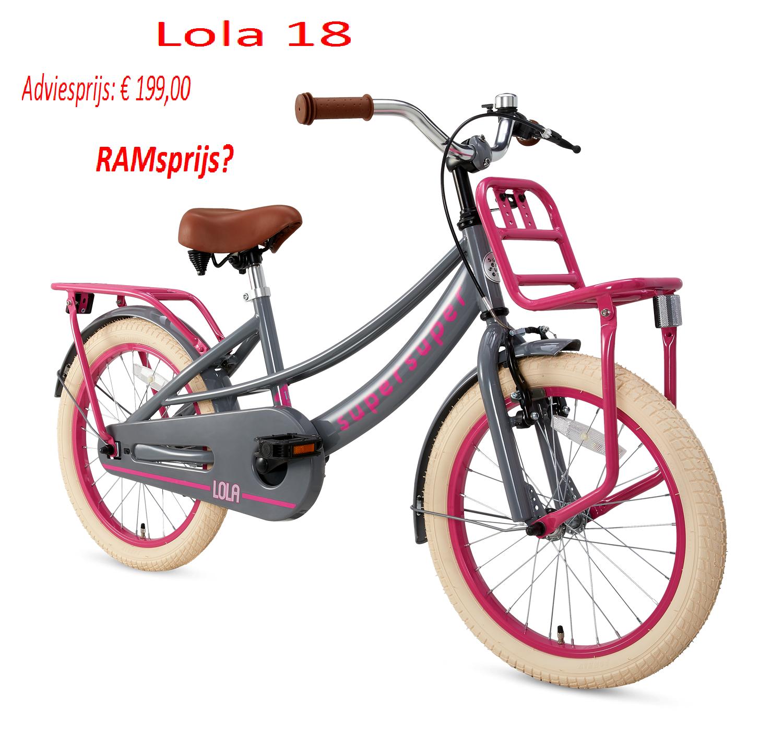 Lola 18     Adviesprijs: € 199,00         RAMsprijs?