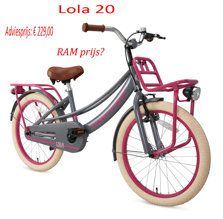 Lola 20      Adviesprijs: € 229,00    RAM prijs?